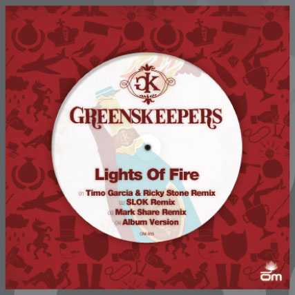 Greenskeper - Light Of Fire (SLOK Remix) - OM Records